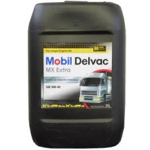 Моторное масло Mobil Delvac MX Extra 10W-40 20L